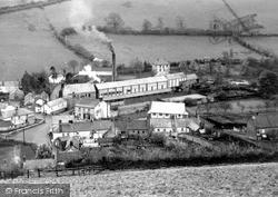 Swimbridge, The Mill c.1950
