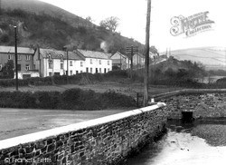 Swimbridge, The Village c.1950