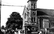 Swindon, Bath Road Corner c1908