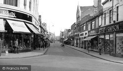 Swindon, Bridge Street c.1950