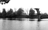 Swindon, Coate Water c1955