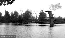 Swindon, Coate Water c.1955