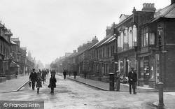 Swindon, Commercial Road 1913