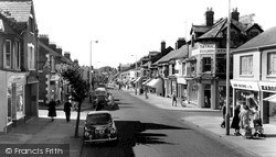 Swindon, Commercial Road c.1965
