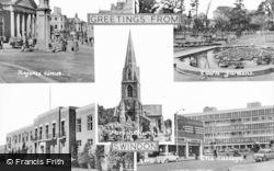 Swindon, Composite c.1960