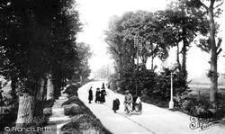 Drove Road c.1915, Swindon