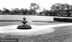 Faringdon Road Park c.1965, Swindon