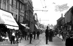 Swindon, Fleet Street 1913