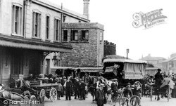 Swindon, G.W.R.Station 1905