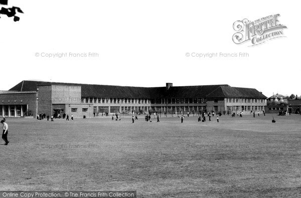 Swindon, Headlands Grammar School c1965