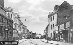 Swindon, High Street c.1914