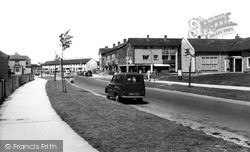 Swindon, Penhill Drive c.1960