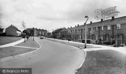 Penhill Drive c.1965, Swindon