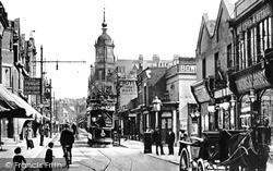Regent Street 1905, Swindon
