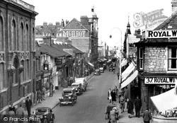 Regent Street 1948, Swindon