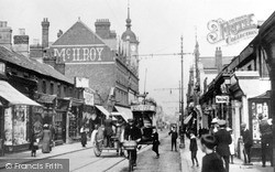 Swindon, Regent Street c.1912