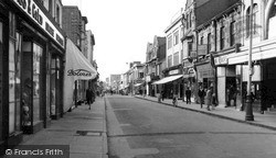 Regent Street c.1950, Swindon