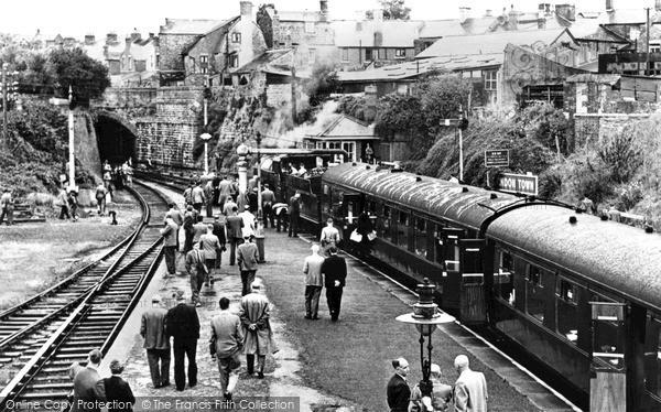 Swindon, Town Station 1961
