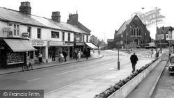 Victoria Road c.1965, Swindon
