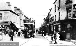 Wood Street c.1910, Swindon