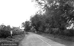 Swinton, Coldstream Road c.1950