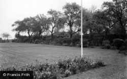 Swinton, Common, Harrop Gardens c.1955