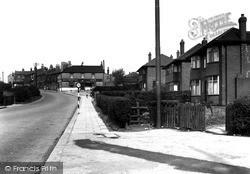 Swinton, Common, The Woodman Corner c.1955