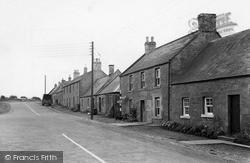Swinton, Duns Road c.1950