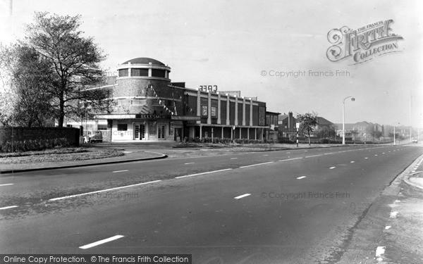 Swinton, East Lancs Road c1955
