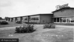 Swinton, Fitzwilliam Infants School c.1955