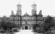 Swinton, Industrial Schools Entrance 1894
