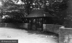 Swinton, Lychgate c.1965