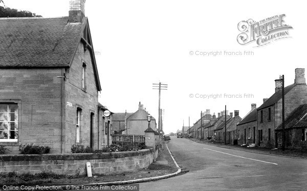 Photo of Swinton, Main Street c1950, ref. S418002