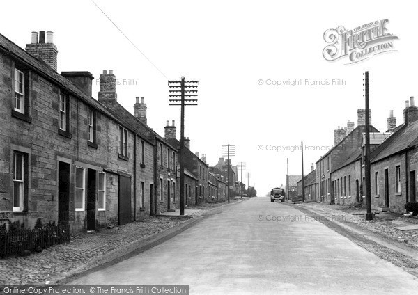 Photo of Swinton, Main Street c.1950