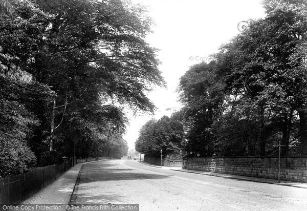Swinton, Manchester Road 1896