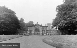 Castle c.1955, Swinton Park