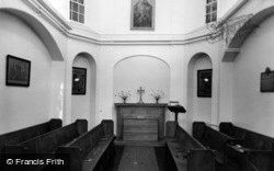 Conservative College, The Chapel c.1960, Swinton Park