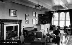 Conservative College, The Common Room c.1960, Swinton Park