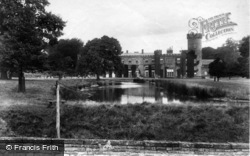 The Castle And Grounds 1908, Swinton Park