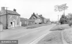 Post Office And High Street c.1960, Swinton