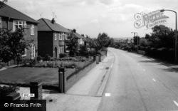 Swinton, Racecourse Road c.1965