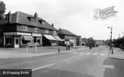 Swinton, Shopping Parade c.1965