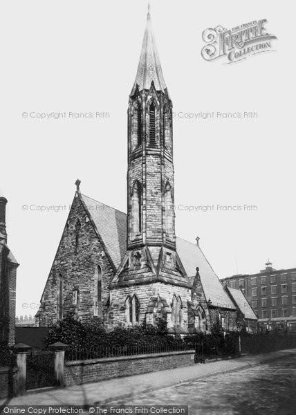Photo Of Swinton St Mary S Church 1894 Francis Frith