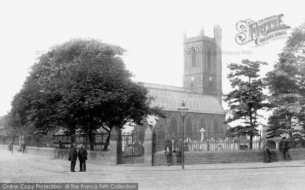 Swinton, the Church 1896