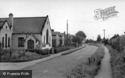 The Chapel And High Street c.1955, Swinton