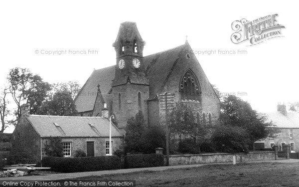 Photo of Swinton, the Church c1955, ref. S418014