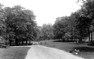 Swinton, the Park 1896