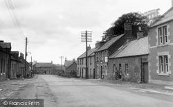 Swinton, The Village c.1955