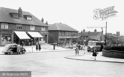 Swinton, Toll-Bar Corner c.1955
