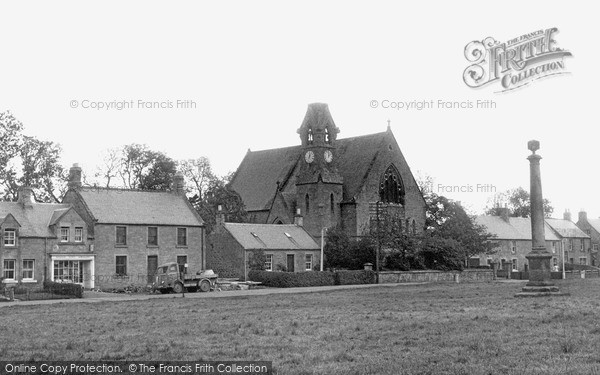 Photo of Swinton, Village Green c1960, ref. S418012